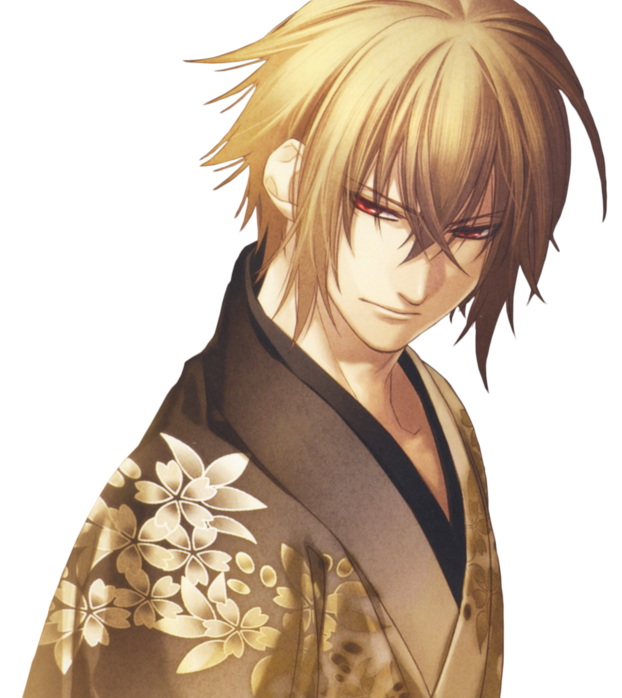 Travel Evidence - Page 3 Hakuouki_chikage_kazama_render_by_shizusally-d60h2wt