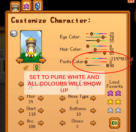 stardew valley how to wear hats